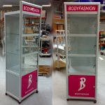 Bodyfashion-vitrines