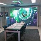 Videowall showroom